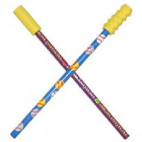 Chew Stixx Pencil Topper Pack of 2